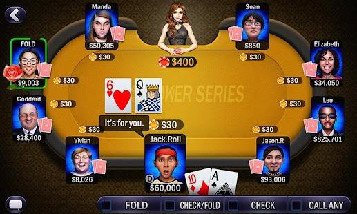 Texas Holdem - Poker Series - náhled