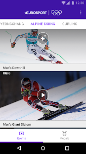 Winter Olympics VR Eurosport- screenshot thumbnail