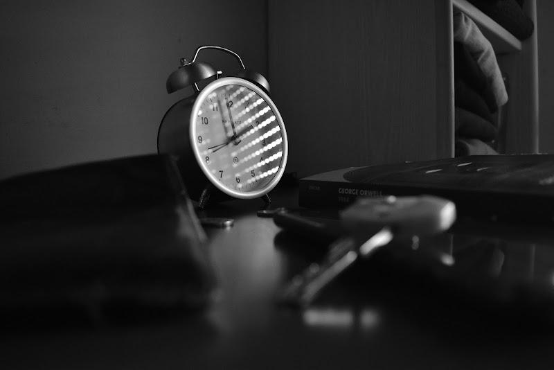 Grey time in Quarantine di Lorenzo21