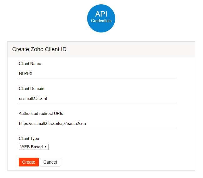 Integrate your Zoho CRM with 3CX's PBX PRO edition
