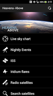 App Heavens-Above APK for Windows Phone