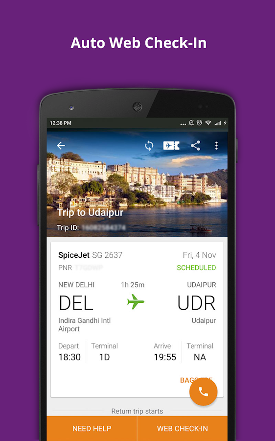 ixigo - Flight Booking App- screenshot