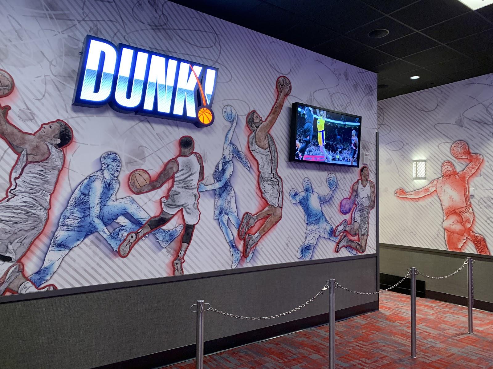 NBA Experience - Dunk