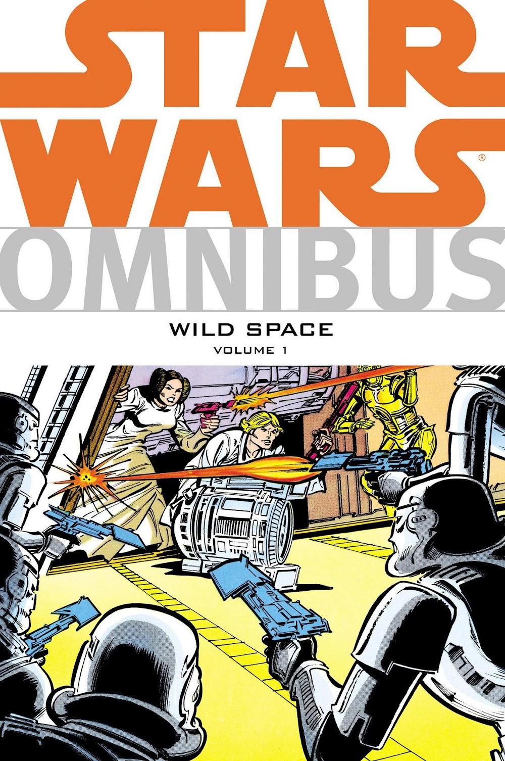 Star Wars Omnibus - Wild Space Vol.1 (2013)