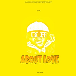 Cover Art for song About Love(prod by TLM)