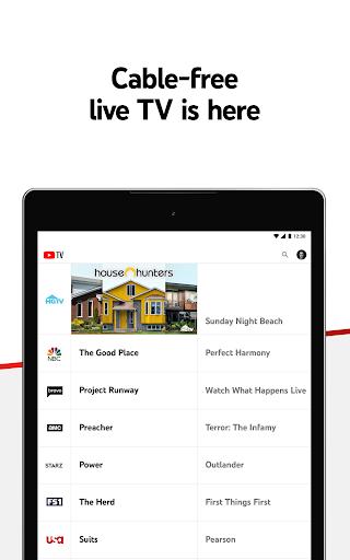 YouTube TV - Watch & Record Live TV screenshots 6