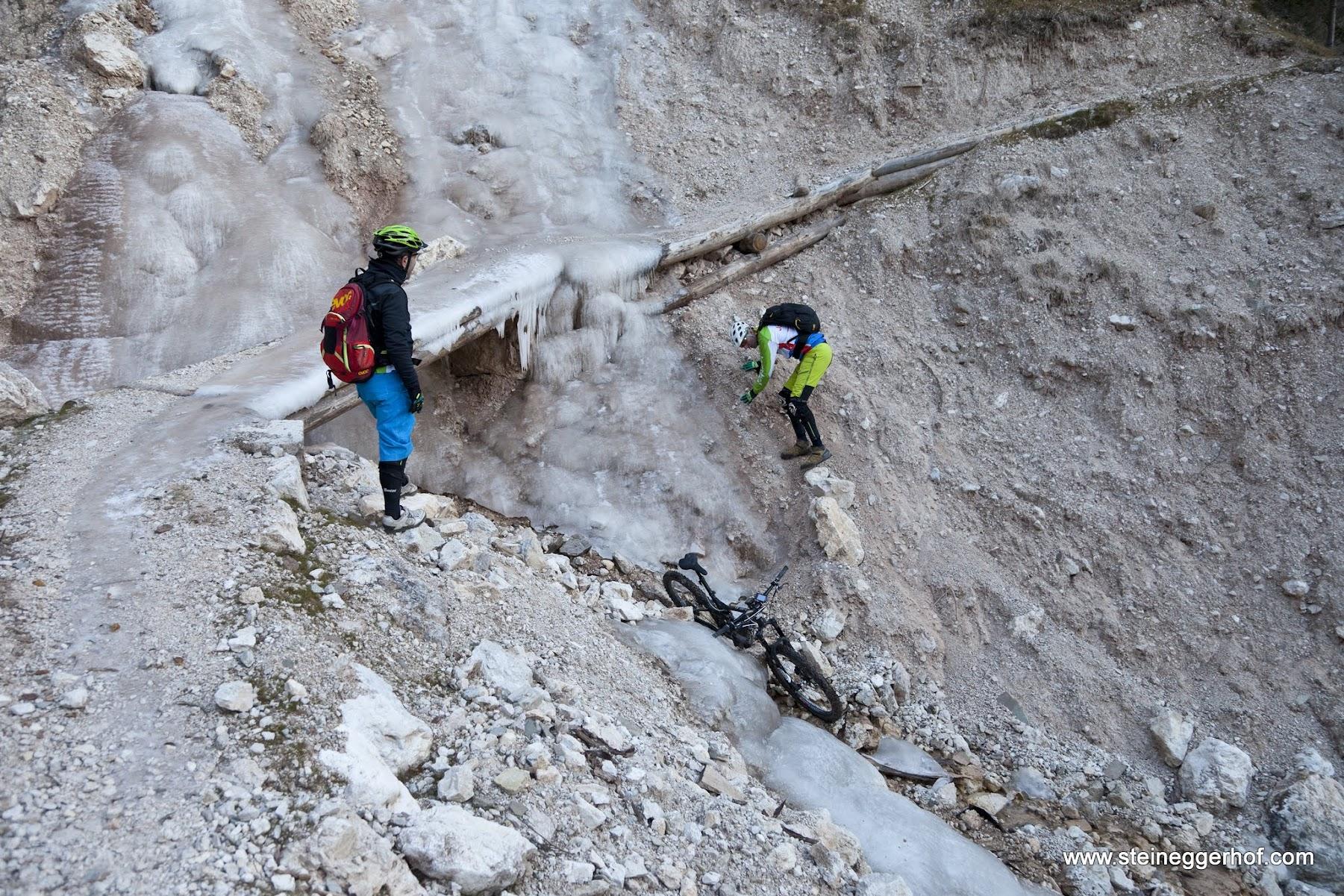 eBike Tour in Südtirol Dolomiten