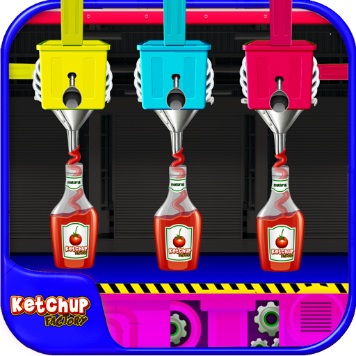 Ketchup Factory and Maker Game