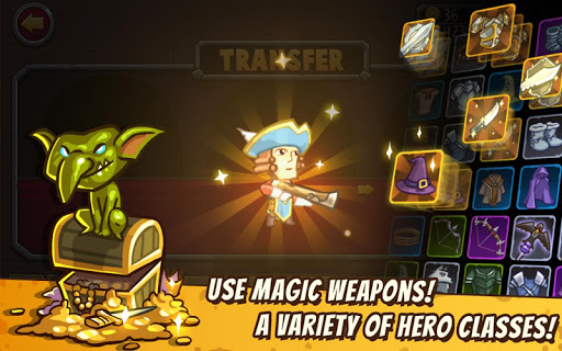 Pocket Heroes 2.0.5 screenshots 13
