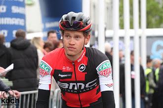 Photo: 16-04-2017: Wielrennen: Amstel Goldrace: ValkenburgBMC Racing Team, Floris Gerts, start, Maastricht