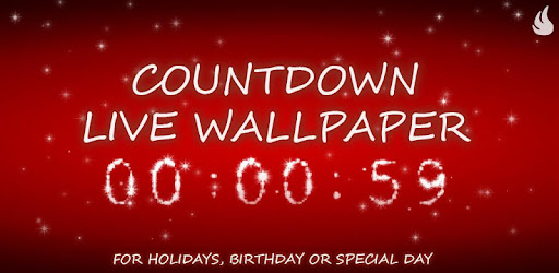 Countdown Live Wallpaper 2019 - Apps on Google Play