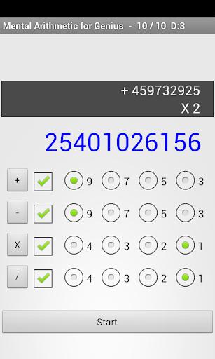Magic Mental Arithmetic