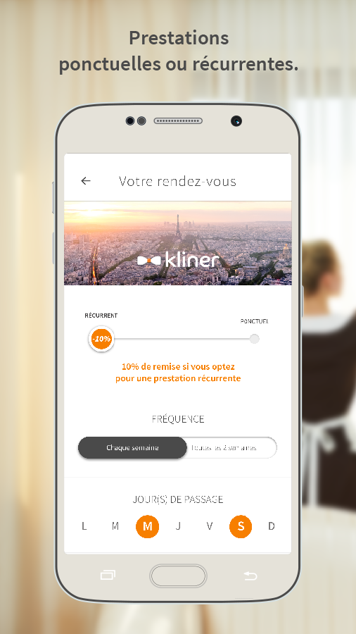 Kliner- screenshot