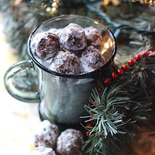 Coffee Balls Recipes.