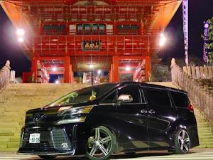 ヴェルファイア  AGH30W  Z″Gエディション  7人乗のカスタム事例画像 ハマオさんの2020年11月30日01:01の投稿