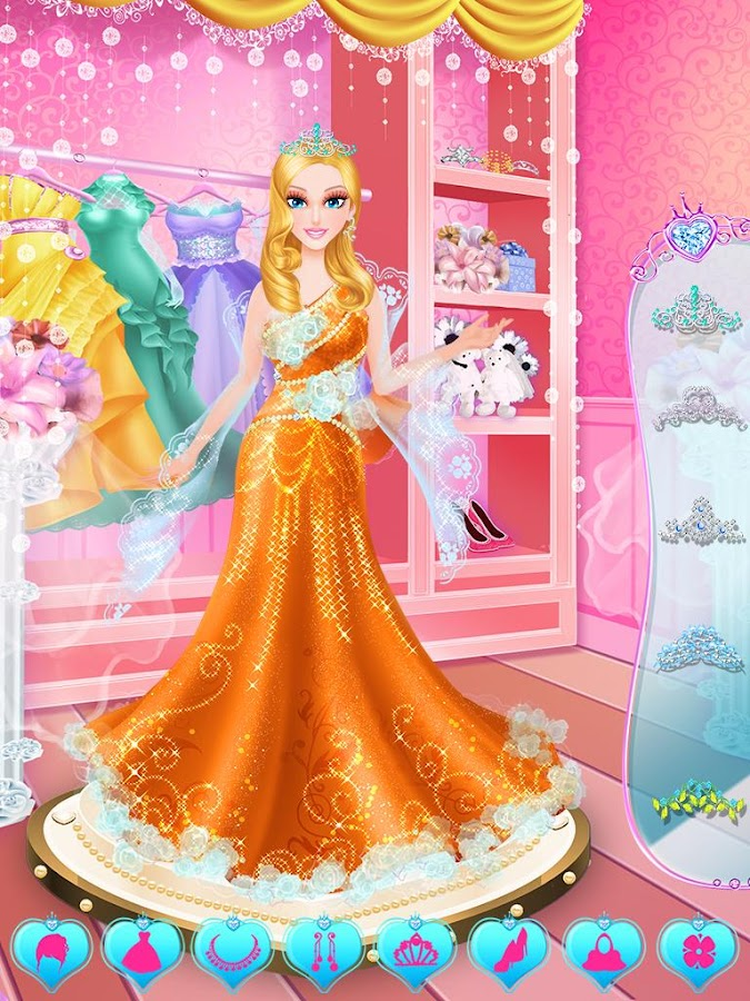Terrific Wedding Spa Salon Girls Games Android Apps On Google Play Hairstyles For Women Draintrainus