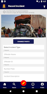 App Incident Report App APK for Windows Phone