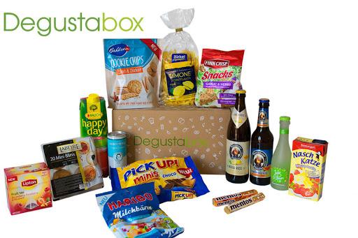 Bild für Cashback-Angebot: Degustabox