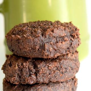 Soft Dairy-free Fudgy Brownie Cookies