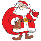Santa Claus Stickers for Whatsapp - WAStickerApps icon