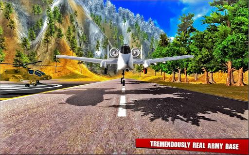 Army Training camp Game screenshot 21