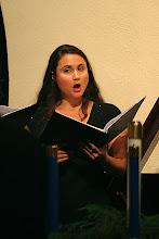 Photo: Dec. 2006: Sacred Music from Italy & Germany. St. John's Episcopal Church. Toni Casamassina