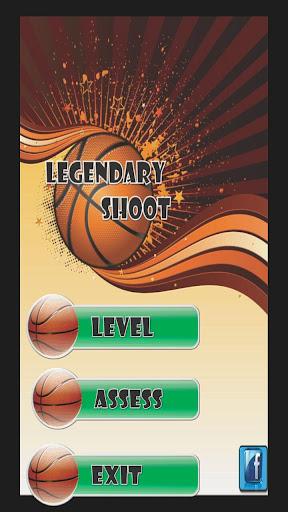 Legendary Shoot Baskettball