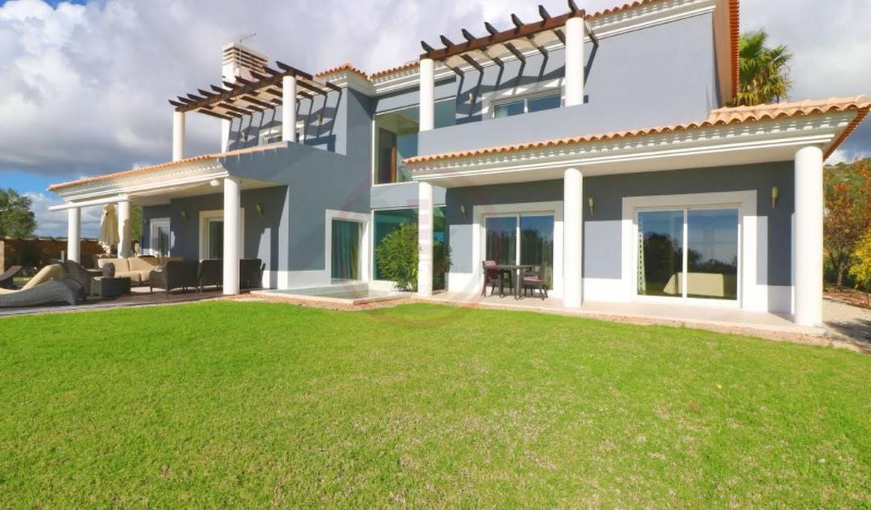 House with garden and terrace Loulé