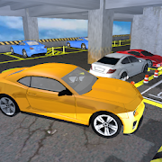 Multi Level Car Parking: Driving School 2019