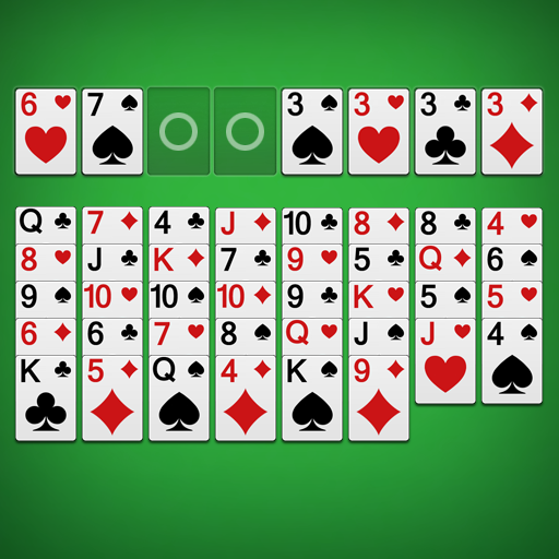 FreeCell Solitaire - Classic Card Games Icon