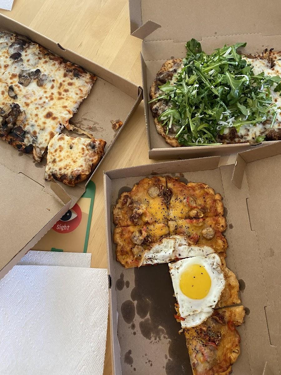 Gluten Free Pizza In Thousand Oaks California 2021