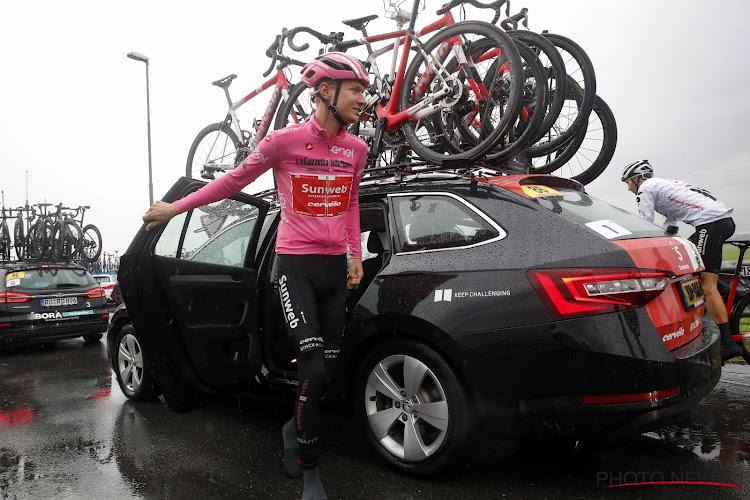 Kelderman nog in het roze, neemt ploegmaat over of loopt het mis voor Sunweb? D-day in Giro met laatste bergrit!