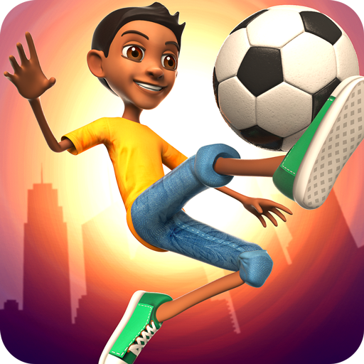 Kickerinho World Icon