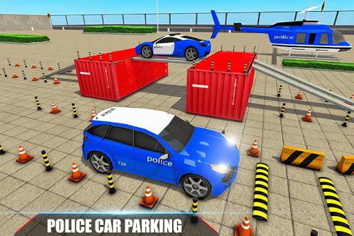 Modern Police Car Parking 2020: Multi Level Parker painmod.com screenshots 3