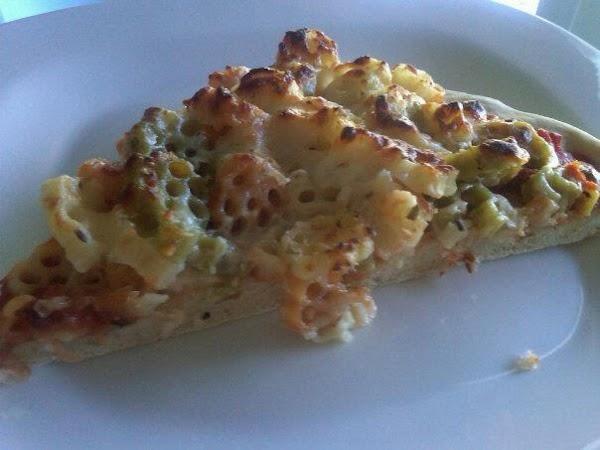 Tri Color  Scetti Pizza Recipe