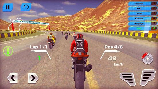 Bike Racing Game Free 2020 for PC-Windows 7,8,10 and Mac apk screenshot 1