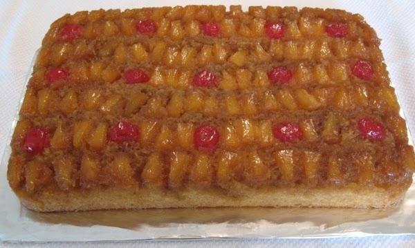 Pineapple-upside-down Cake Recipe