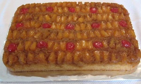Pineapple-upside-down Cake Recipe