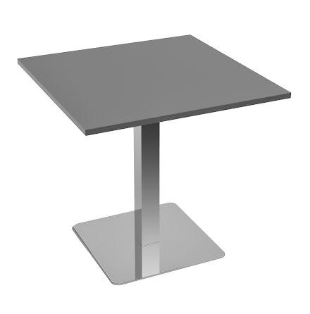 Cafébord 600x600 grå