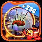 # 236 New Free Hidden Object Games Fun London City icon