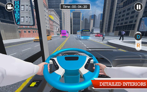 Coach Bus Simulator Game screenshot 15