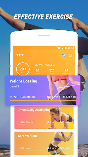 Easy Fit - Home Workout, Lose Weight 1.0.2 app download 2