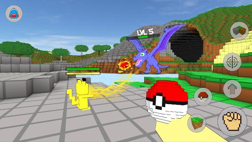Pixelmon Trainer Craft: New Game 2020 Catch Pou0441ket apktram screenshots 1