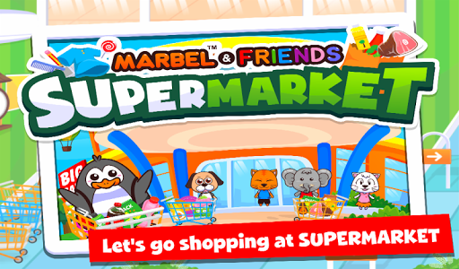 Marbel Supermarket Kids Games apktram screenshots 11