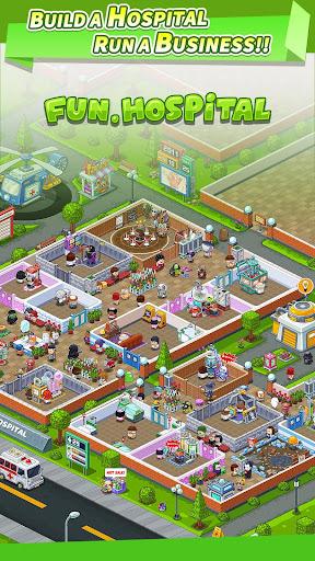 Fun Hospital – Tycoon is back  screenshots 1