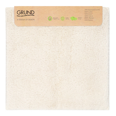 Коврик для туалета Grund Marla кремовый 60х60 см
