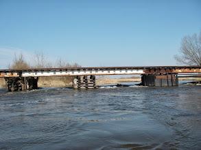 Photo: a za mostem wygląda tak
