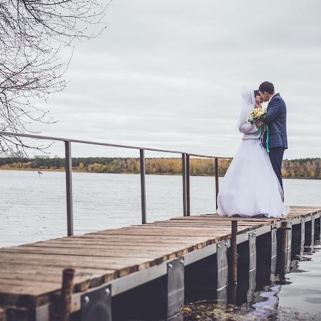 Wedding photographer Vladimir Borovkov (Borovkov123). Photo of 26.09.2017