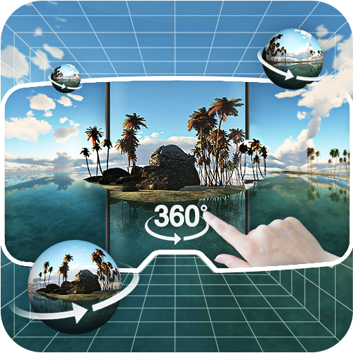 Download Live Wallpaper VR Style 360 Degree On PC Mac With AppKiwi