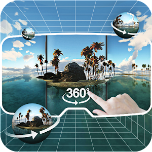 Live Wallpaper VR Style 360 Degree for PC
